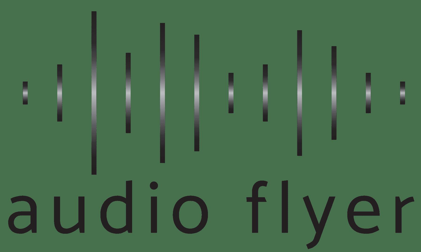 Audio Flyer
